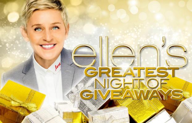 Ellen poster image for show